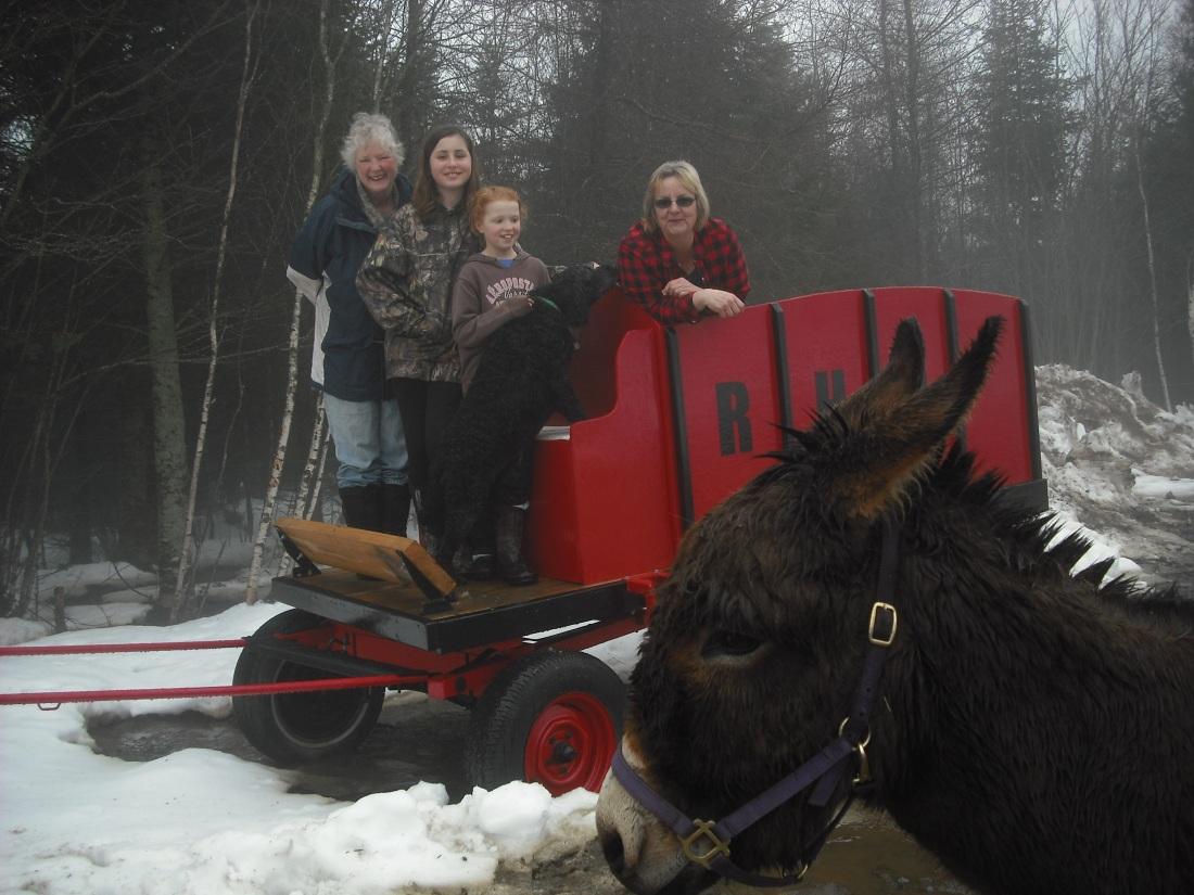 Rocky Hollow Ranch, Nova Scotia (Winter, 2018)