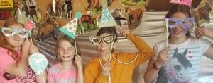 Birthday parties at Rocky Hollow Ranch Nova Scotia